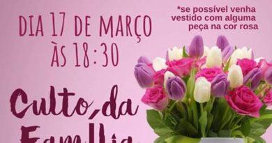 Dia 17 Março