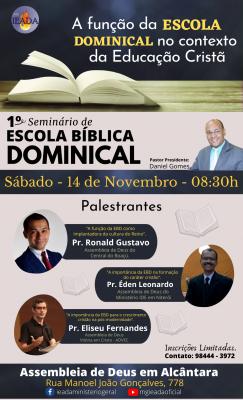 Seminário de Escola Bíblica Dominical