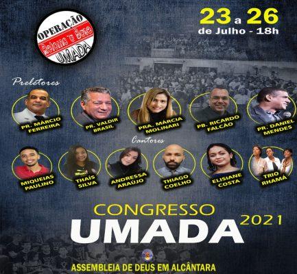 CONGRESSO UMADA 2021